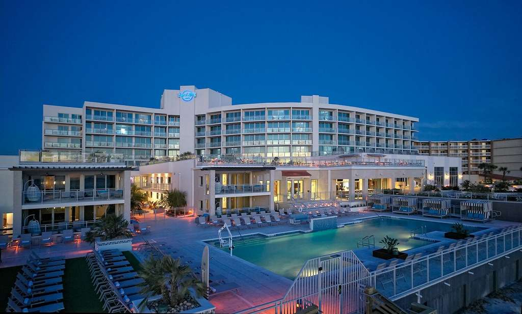 Hard Rock Hotel Daytona Beach — 918 N Atlantic Ave, Daytona Beach, FL 32118