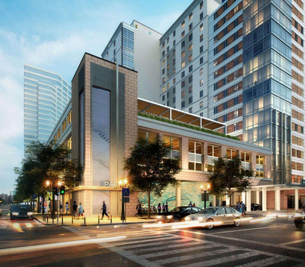 Hri Properties Breaks Ground On New Dual Branded Hyatt Place And