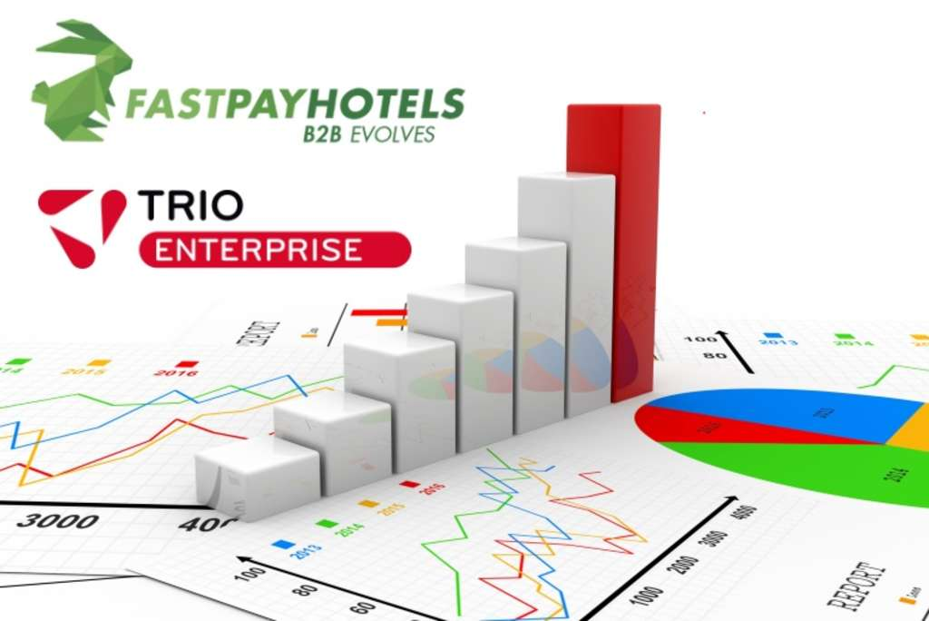 Fastpayhotels collaborates with Triometric to leverage the