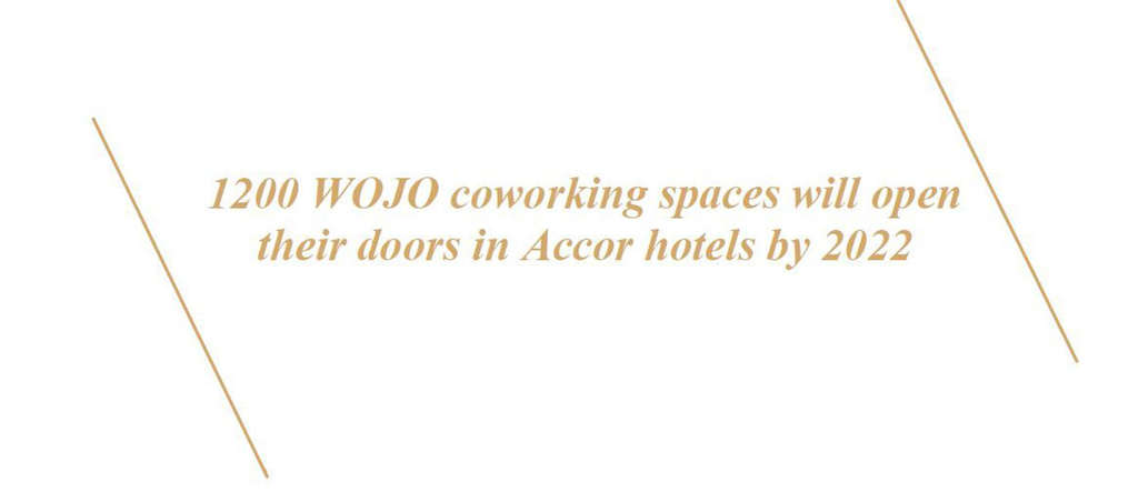Accor launches plan with WOJO to become largest coworking brand in Europe by 2022