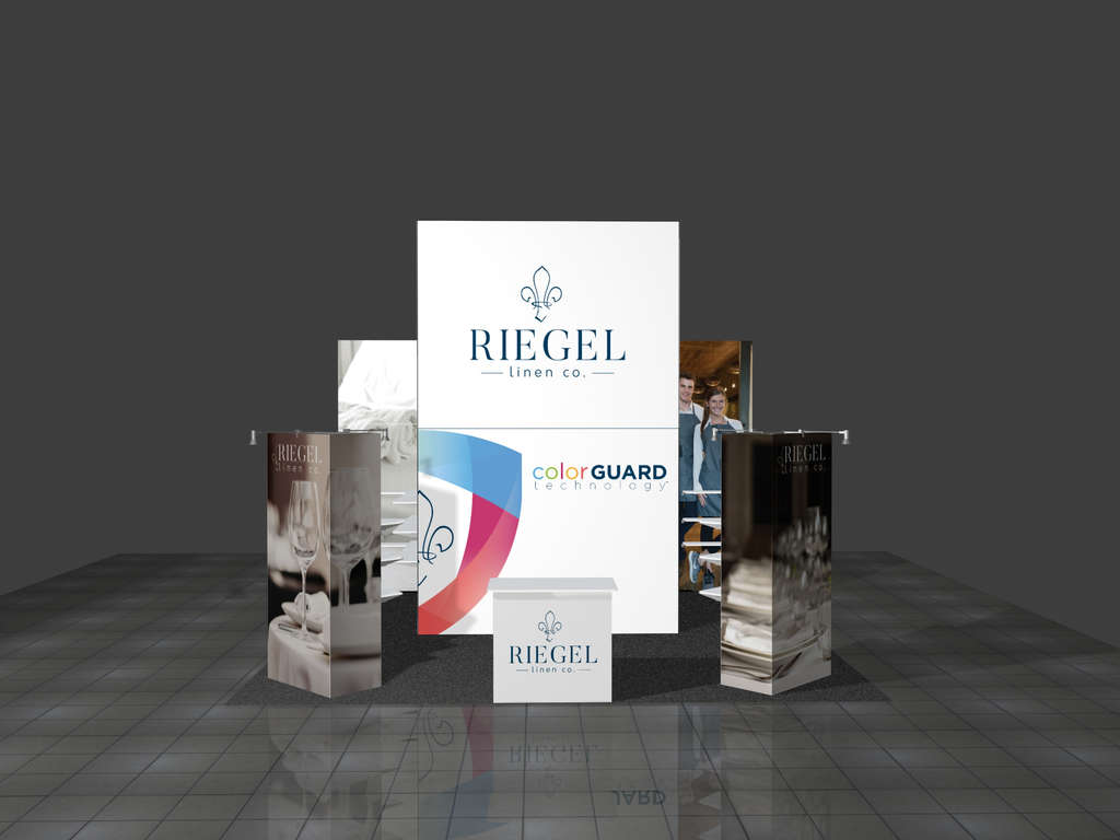 Riegel Returning to 'The Clean Show' with New Linens, New Solutions, and New Branding