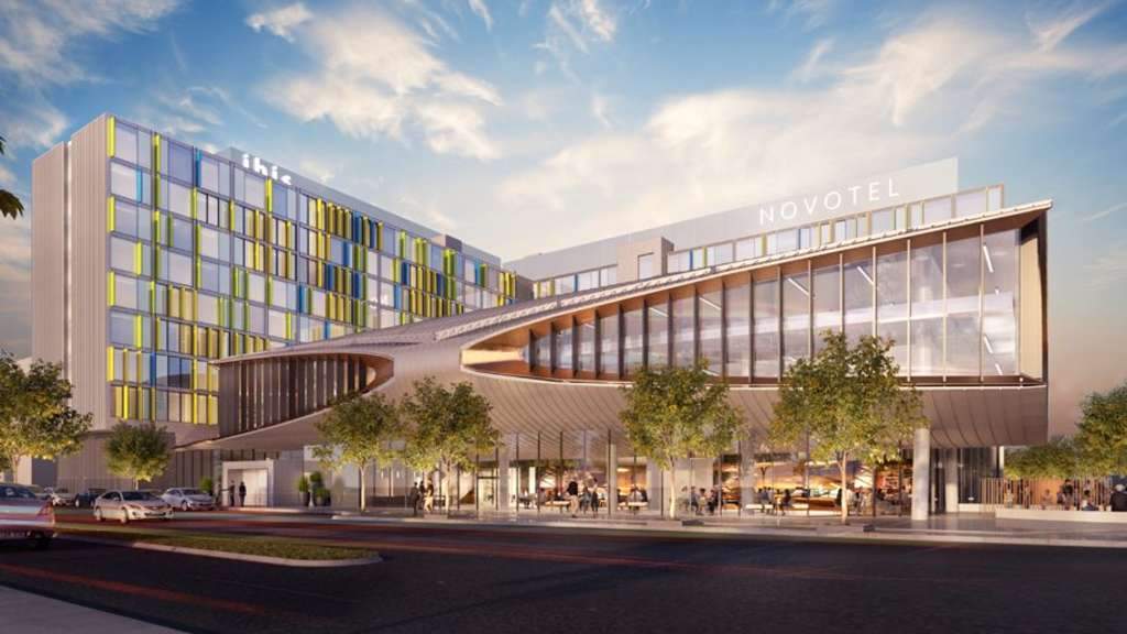 Ground Broken on new Melbourne Airport Hotel – Hospitality Net