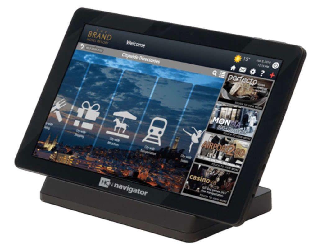 HCN Bringing Profit-Generating Tablets to Hotel360°