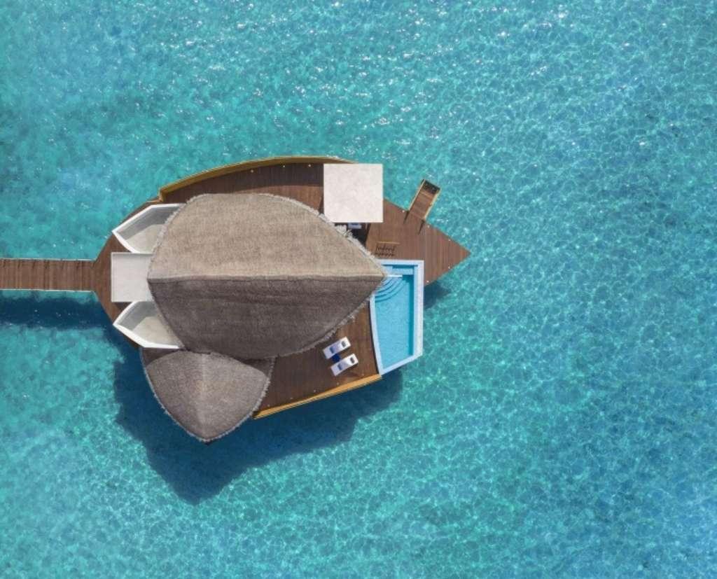Jw Marriott To Open Its 1st Maldives Resort On Nov 1