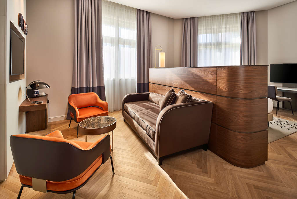 Doubletree By Hilton Moors Up To The Italian Port Of Trieste