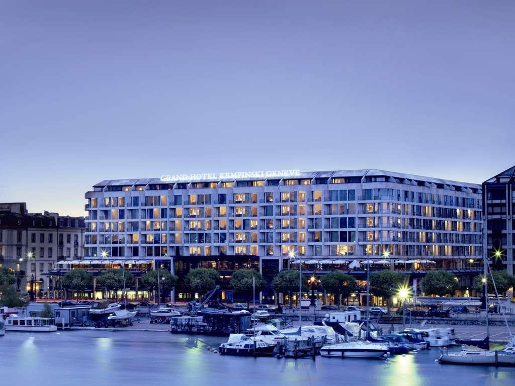 Grand Hotel Kempinski Geneva To Be Rebranded To Fairmont Hospitality Net