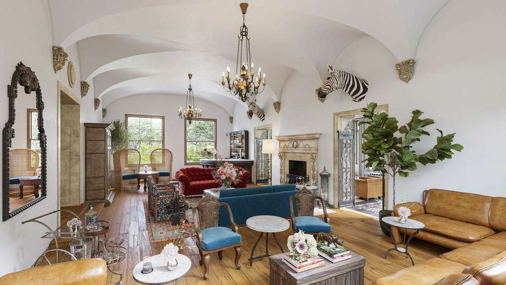 Austin Home And Garden Show 2020.Auberge Announces Spring 2020 Opening For Commodore Perry
