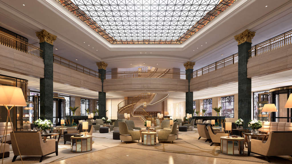 First Four Seasons Hotel In Spain Opening Spring 2020 In Madrid Hospitality Net