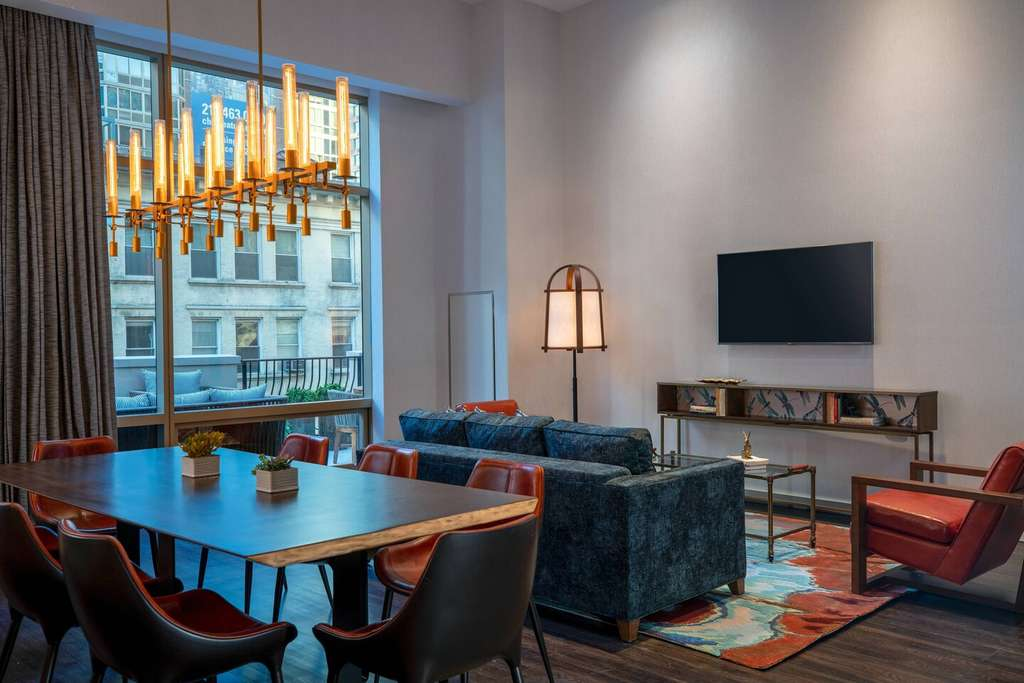 Now Open Renaissance New York Chelsea Hotel Hospitality Net