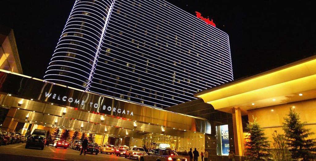 Borgata casino and ganar casino tragamonedas