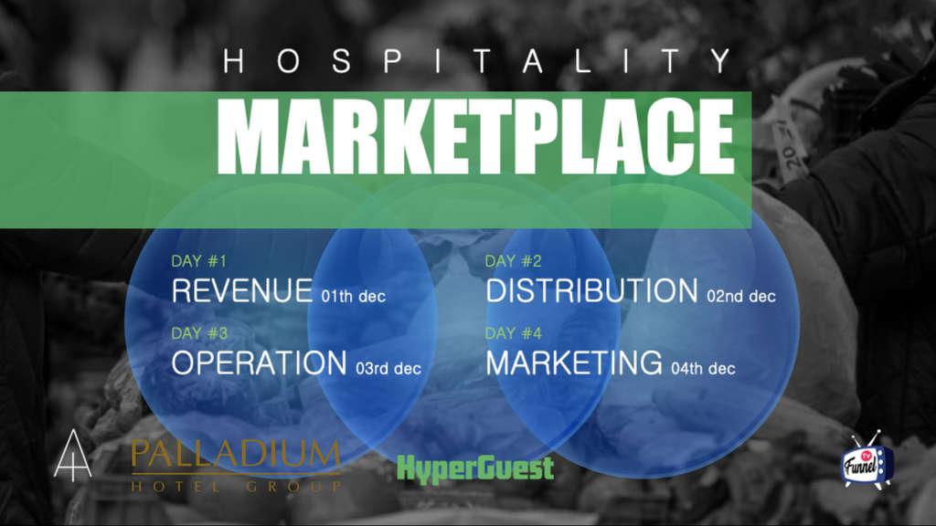Hospitality Marketplace. #Justpitchit