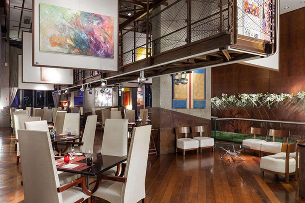 Hilton São Paulo Morumbi – Canvas Bar & Restaurante