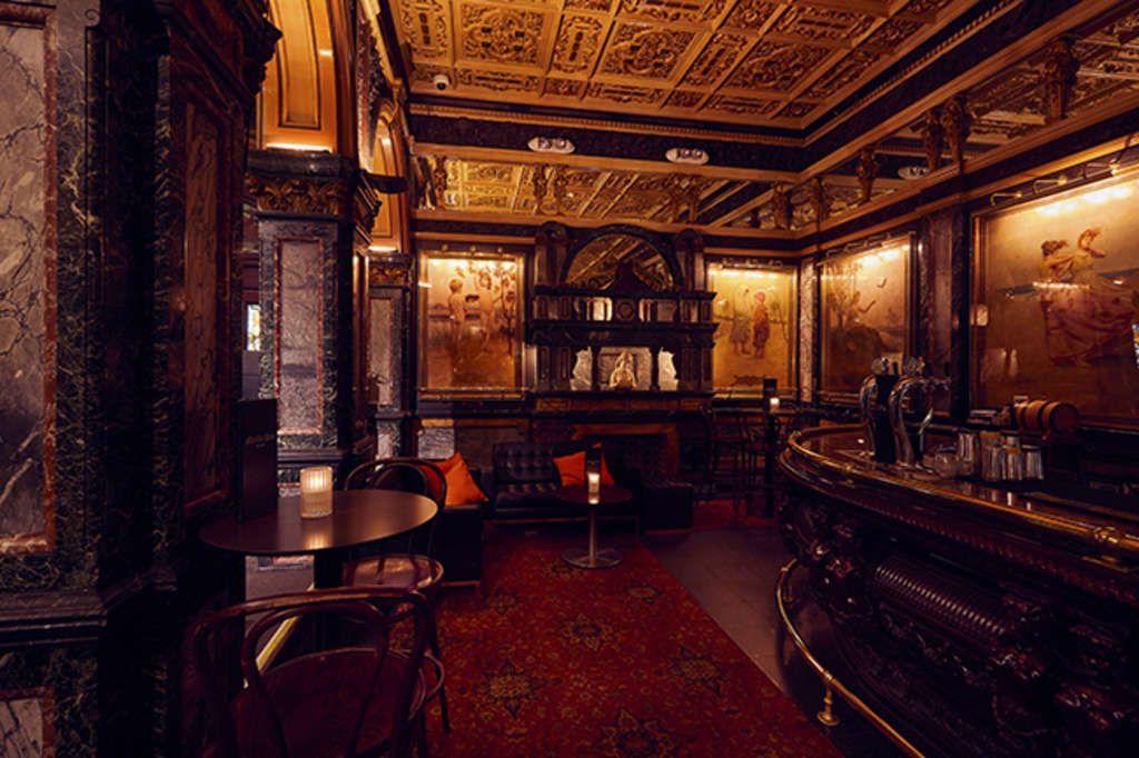 Hilton Sydney – Marble Bar